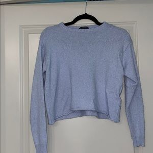 Baby blue Brandy Melville sweater
